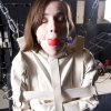 Alice in Medical Ball Gag and Straight Jacket